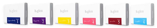 ビーグレントライアルセットは6種類